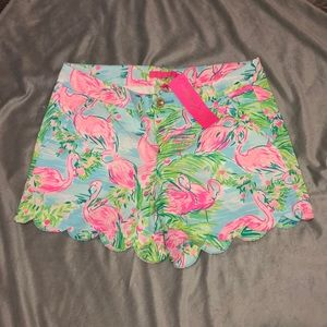 Lily Pulitzer Buttercup Stretch Short